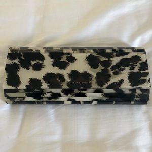 DVF Leopard Clutch